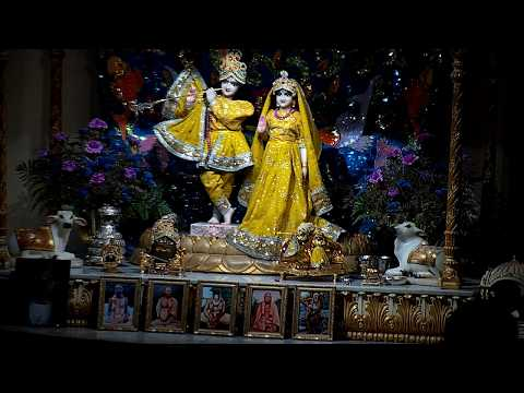 ISKCON SanDiego: Mangal Arati on 5/21/2017