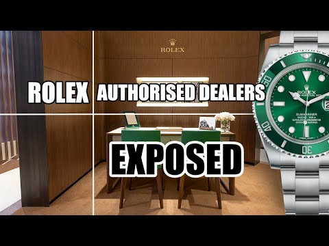 2020 Dirty Rolex Authorised Dealer Tricks Exposed | Rolex Submariner Hulk Waiting List | Paul Thorpe