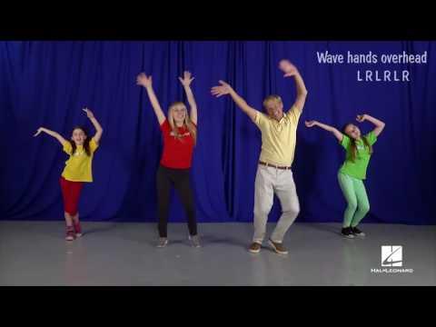 Sing! Choreography