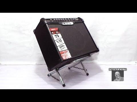 DIY (stand amp)  COMO HACER STAND, BASE O ATRIL, PARA AMPLIFICADOR DE GUITARRA