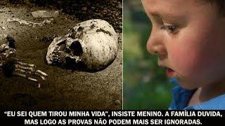 """""""Eu sei quem tirou minha vida"""", insiste menino. A família duvida, mas logo as provas..."""