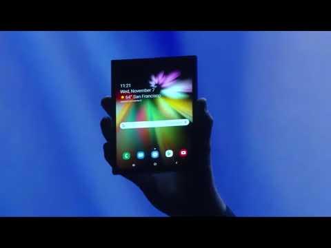Samsung Infinity Flex Display/Foldable Display