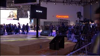 Sony Master Series 8K OLED TV at CES 2019 | The Gadget Show | Currys PC World