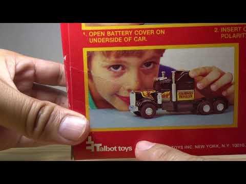 Talbot Toys Highway Honker Review