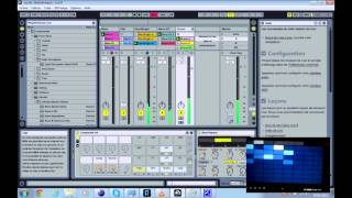 EMC and Ableton Live feedback demo