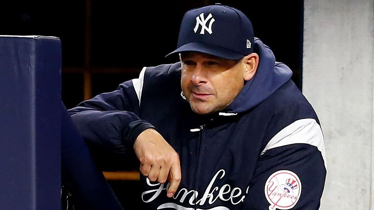 Breaking: Aaron Boone taking immediate medical leave for pacemaker
