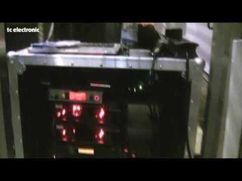 Gear Run: Anders Kjølholm / Volbeat
