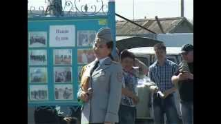 Информационно-пропагандистская группа МВД РК посетила город Тайынша СКО (2014 год, 13 мая)