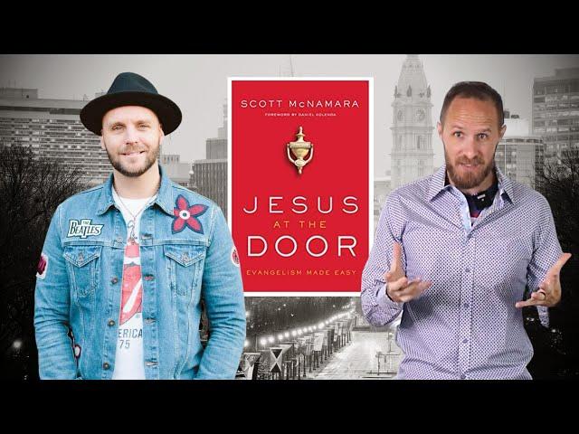 Jesus at the Door | Scott McNamara | 3 Questions Ep21