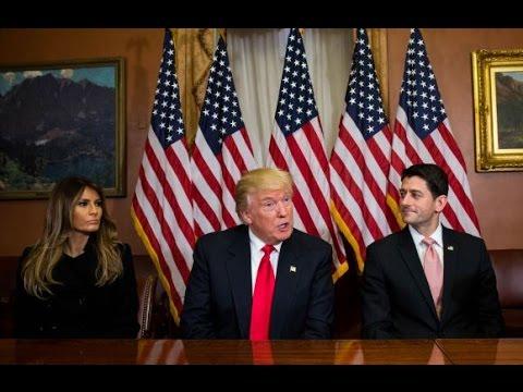 WATCH IT WHAT WRONG, Trump vs Congress ?