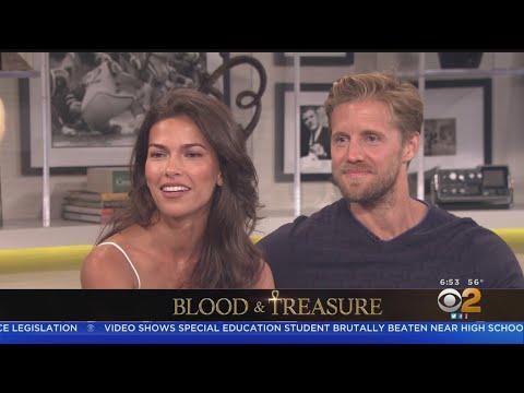 New CBS Show 'Blood & Treasure' A Fun, Globe-Trotting
