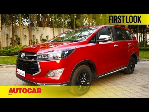 Innova Touring Sport | First Look | Autocar India