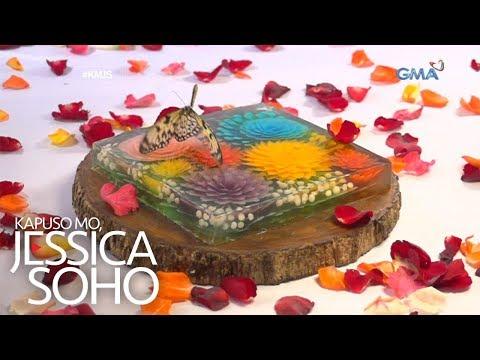 Kapuso Mo, Jessica Soho: Iba't ibang gelatin dessert recipes, alamin