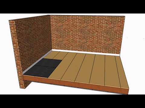 How to soundproof a floor with SoundMat 3 Plus