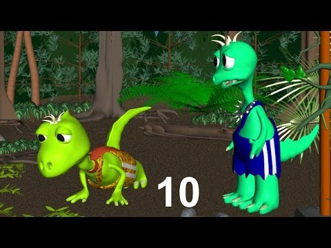 Baby Magic 123 HD #5 | The little Numbers Show | Learn to count Numbers