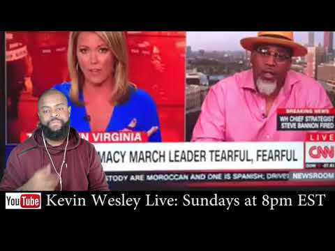 """Kevin Wesley responds to David Banner""""s interview on Charlottesville!"""