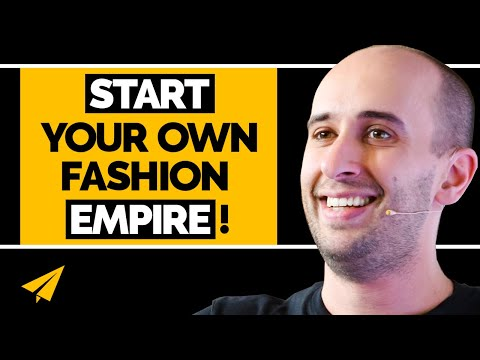 Startup Marketing - How to start a clothing line with no experience and no money
