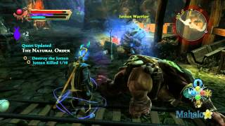 Kingdoms of Amalur Reckoning Walkthrough- The Natural Order