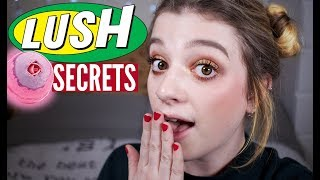 SECRETS THAT LUSH EMPLOYEES NEVER TELL YOU • Melody Collis