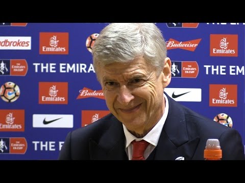Arsenal 5-0 Lincoln City - Arsene Wenger Full Post Match Press Conference - FA Cup