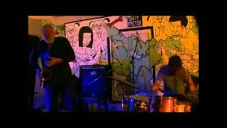 Jim Sauter & Kid Millions Dec 09, 2012 @ Death By Audio, Brooklyn, NY .avi