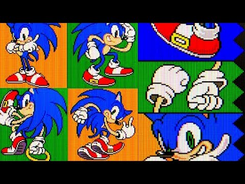 Sonic the Hedgehog Pocket Adventure Neo Geo Pocket Color