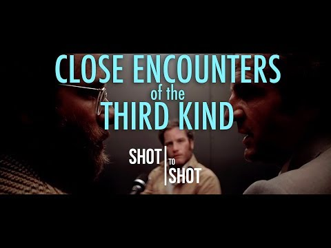 Close Encounters Of The Third Kind - Shot To Shot Scene Breakdown