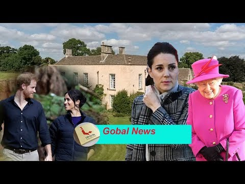 Kate discovered driving to Frogmore Cottage to visit Meghan - after being encouraged by Queen