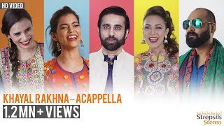 Khayal Rakhna Acapella Version by Ali Noor.mp3