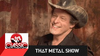 That Metal Show | Ted Nugent: Behind the Scenes | VH1 Classic