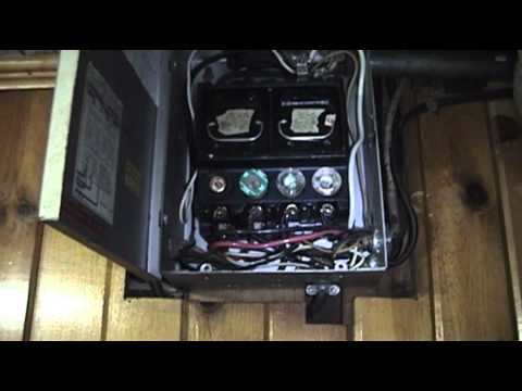 Trumbull Electric Panel Video