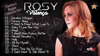Rosy Valença  (Reggae Cover) CD FLASHBACK REGGAE COLLECTION VOL.8
