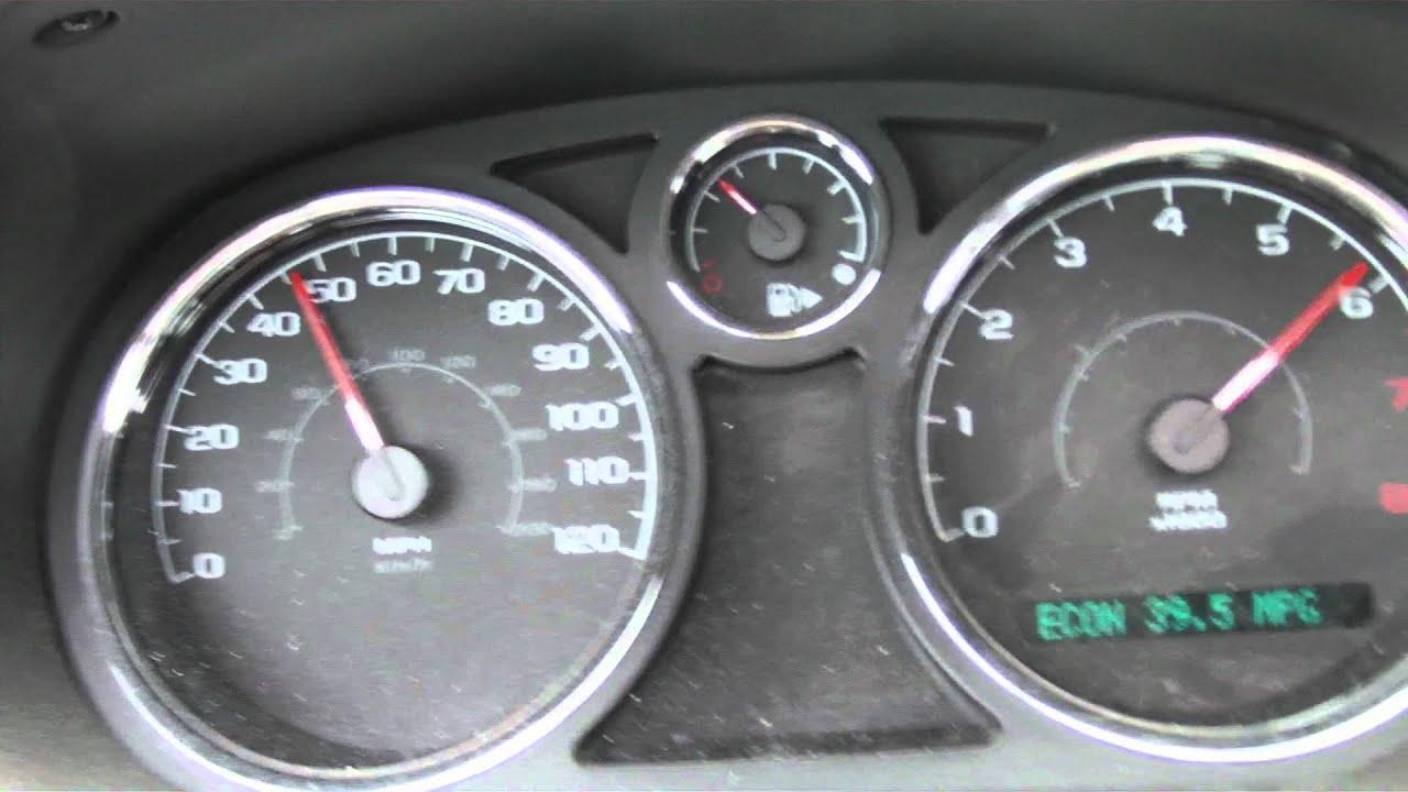 2007 Cobalt 0 60