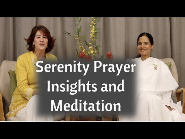Serenity Prayer Personalized -  Meditation and Insights - Soul Fitness Episode 56