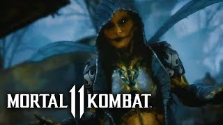 """I DON""""T FEEL COMFORTABLE WITH HER HERE [MORTAL KOMBAT 11]"""