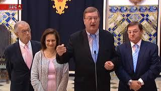 SIC: Audiência da UGT com o Presidente da República sobre o OE 2018