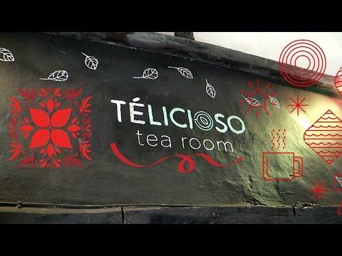 BEST TEA IN CUENCA - WINNERS PICKED - CUENCA ECUADOR VLOG