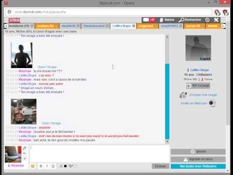 Trollons Des Gens Sur Skyrock Chat #1