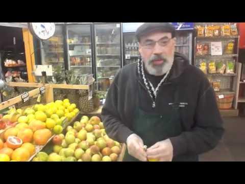 Cocktail Grapefruit @ Dan's Fresh Produce in Alameda, CA