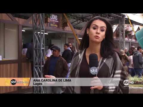 Recanto do Pinhão, em Lages, antecipa a festa do final do mês