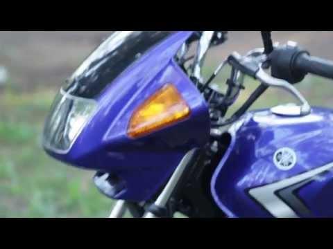 #2 Yamaha YBR-125 Обзор и личный опыт