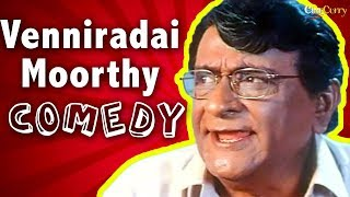 Venniradai Moorthy |Thangamana Purushan  Movie Comedy Scenes |