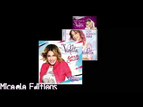 Violetta CDs Download/Dercargar
