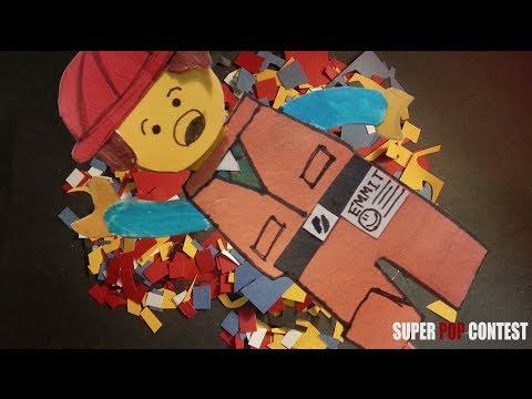 The LEGO® Movie - Official Main Trailer [HD]  더 레고무비- 오피셜 트레일러 Sweded Trailer ザ•レゴ•ムービー』映画予告編 (2014)