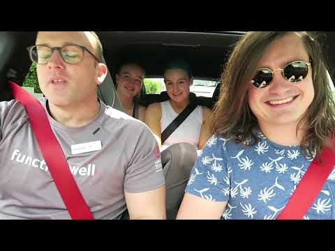 Function Well Car Pool Karaoke - Episode One: Sheppard