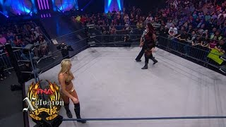 Xplosion Match:  Taryn Terrell vs Havok