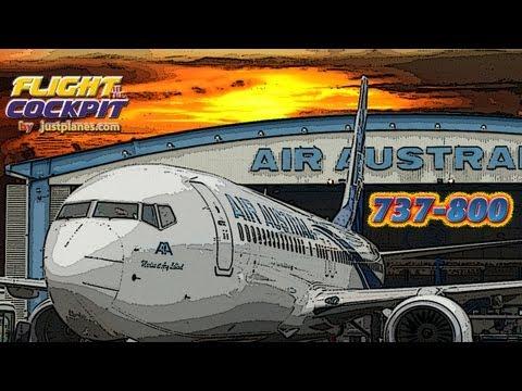 Air Austral 737-800 (Indian Ocean)