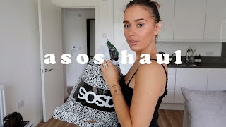 ASOS SUMMER DRESS HAUL + PACKING TO MOVE | Hello October