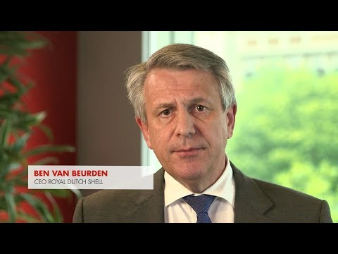 Shell CEO Ben van Beurden on Q2 2017 results | Investor Relations