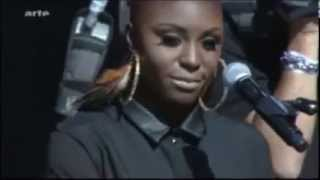 "Laura Mvula :  ""Let me fall"" Live Norway 2013"